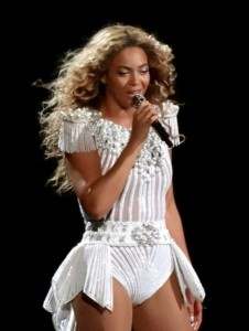 Beyonce in Montreal 2013