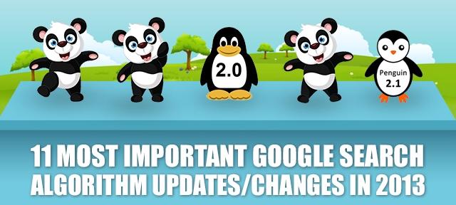 Google Updates Banner