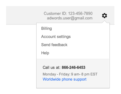adwords-menu