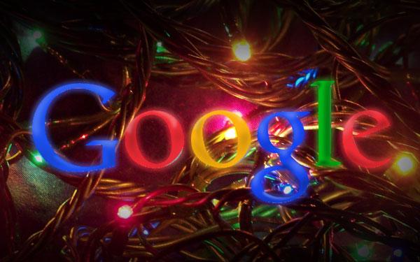 Google Christmas