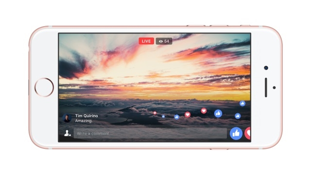 FacebookLiveFullScreenHorizontal