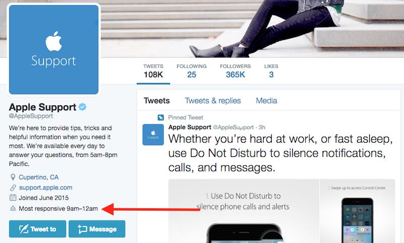 apple-most-responsive-twitter