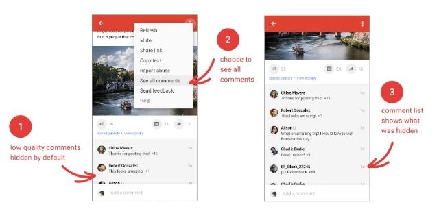 Google+Comments
