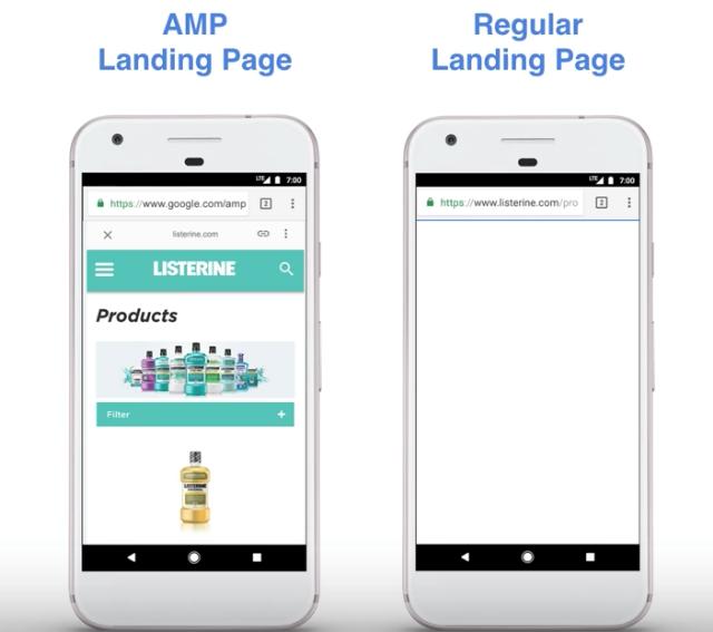 Google creates faster ads using AMP technology