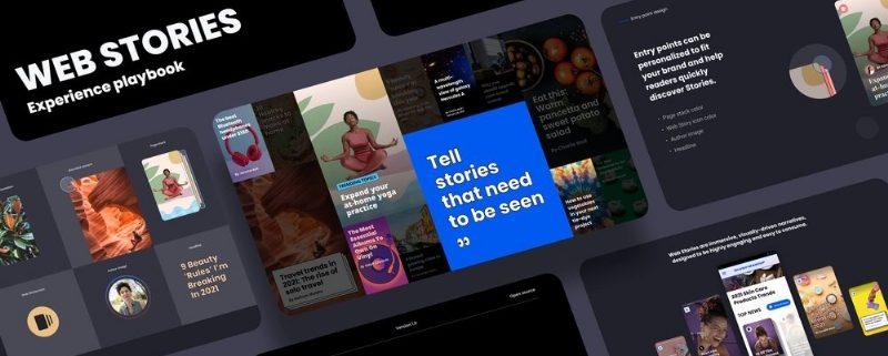 Google Web Stories Playbook Banner