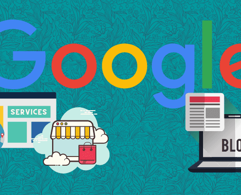 Google Blog Posts Vs Other Web Pages