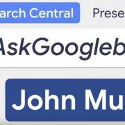 AskGooglebot about indexing banner
