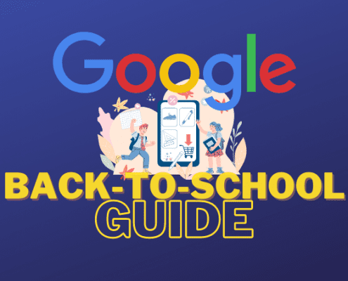 Google's Back-To-School Shopping Tips For Brands